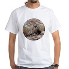Snarling and Fierce Badgers Shirt