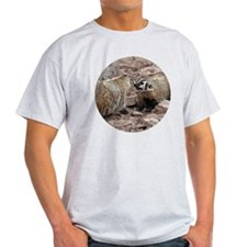 Snarling and Fierce Badgers T-Shirt