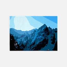 Sun Mountains 5'X7'area Rug