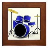 Drum Framed Tiles