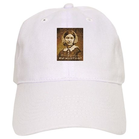 Flo do? Florence Nightingale Cap