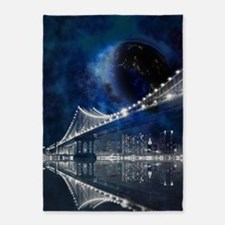 New!! New York City 5'x7'Area Rug
