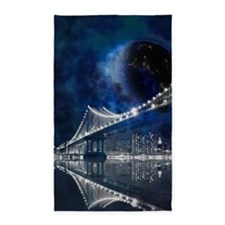 New!! New York City 3'x5' Area Rug