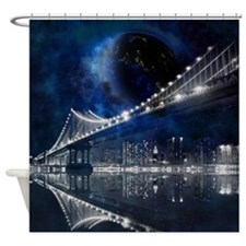 New!! New York City Shower Curtain