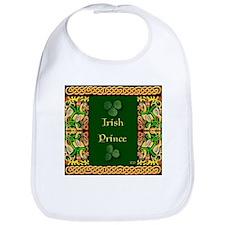 Irish Prince Bib