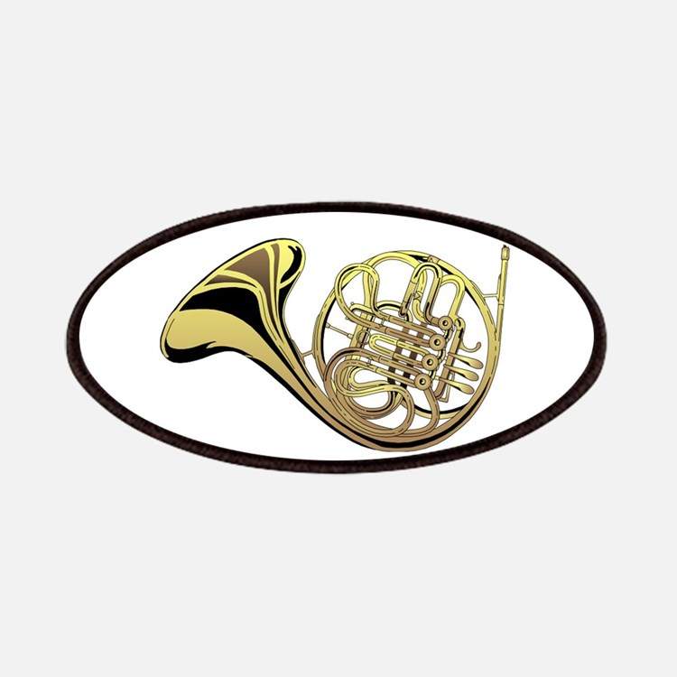 French Horn Patches