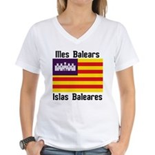 Balearic Islands F+B T-Shirt