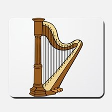 Musical Harp Mousepad