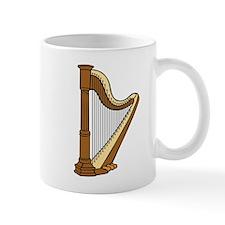 Musical Harp Mugs