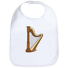 Musical Harp Bib