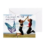 Tell Greeting Cards (Pk of 10)