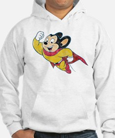 Vintage Mighty Mouse Jumper Hoody