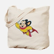 Vintage Mighty Mouse Tote Bag