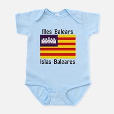 Balearic Islands Body Suit