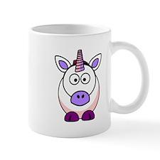 Cartoon Unicorn Mugs