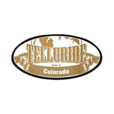 Telluride Colorado Ski Resort 4 Patches
