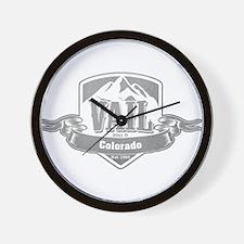 Vail Colorado Ski Resort 5 Wall Clock