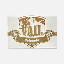 Vail Colorado Ski Resort 4 Magnets
