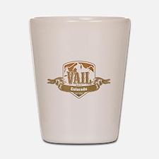 Vail Colorado Ski Resort 4 Shot Glass