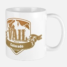 Vail Colorado Ski Resort 4 Mugs