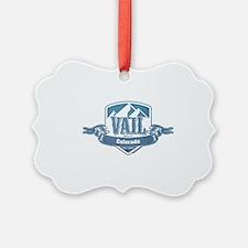 Vail Colorado Ski Resort 1 Ornament