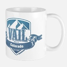 Vail Colorado Ski Resort 1 Mugs