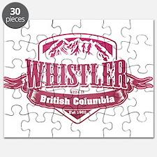 Whistler British Columbia Ski Resort 2 Puzzle