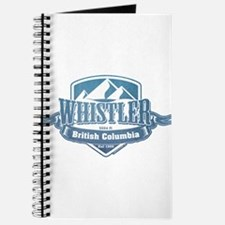 Whistler British Columbia Ski Resort 1 Journal