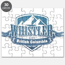 Whistler British Columbia Ski Resort 1 Puzzle