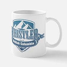 Whistler British Columbia Ski Resort 1 Mugs