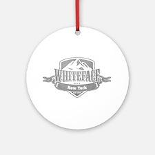 Whiteface New York Ski Resort 5 Ornament (Round)