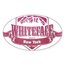 Whiteface New York Ski Resort 2 Decal