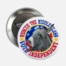 RESCUE the MIDDLE CLASS Button
