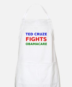 Ted Cruze Fights Obamacare Apron