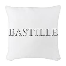 Bastille Woven Throw Pillow