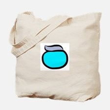 Blue Pacemaker Logo Tote Bag