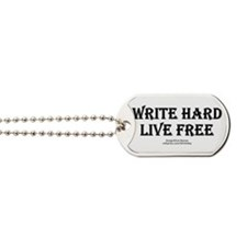 Dog Tags: Writers Write