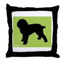 Cockapoo iPet Throw Pillow