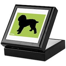 Cockapoo iPet Keepsake Box