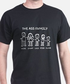 The Ass Family T-Shirt