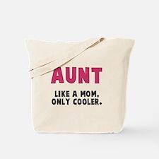 Cool Aunt Tote Bag