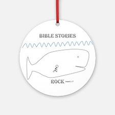 Jonah Ornament (Round)