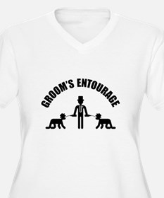Groom's Entourage T-Shirt