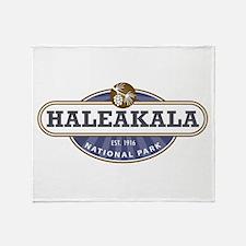 Haleakala National Park Throw Blanket