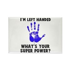 Left Handed Super Power Rectangle Magnet