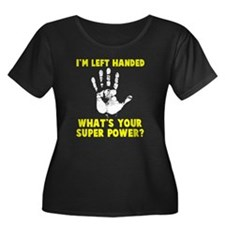 Left Handed Super Power T