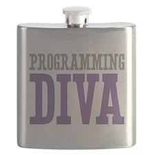 Programming DIVA Flask