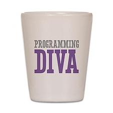 Programming DIVA Shot Glass