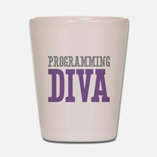 Programming DIVA Shot Glass