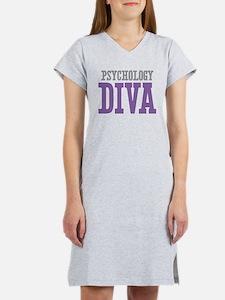 Psychology DIVA Women's Nightshirt